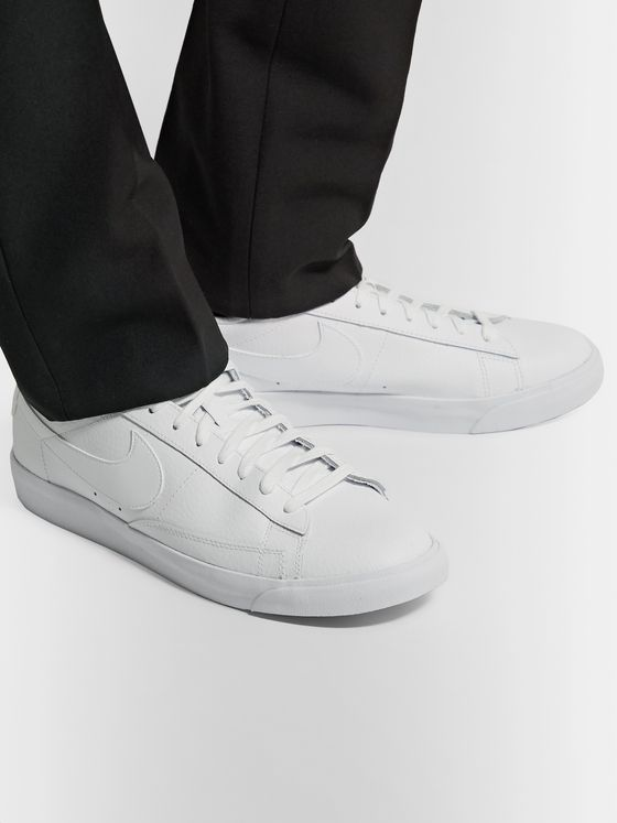 Nike Blazer Leather Sneakers