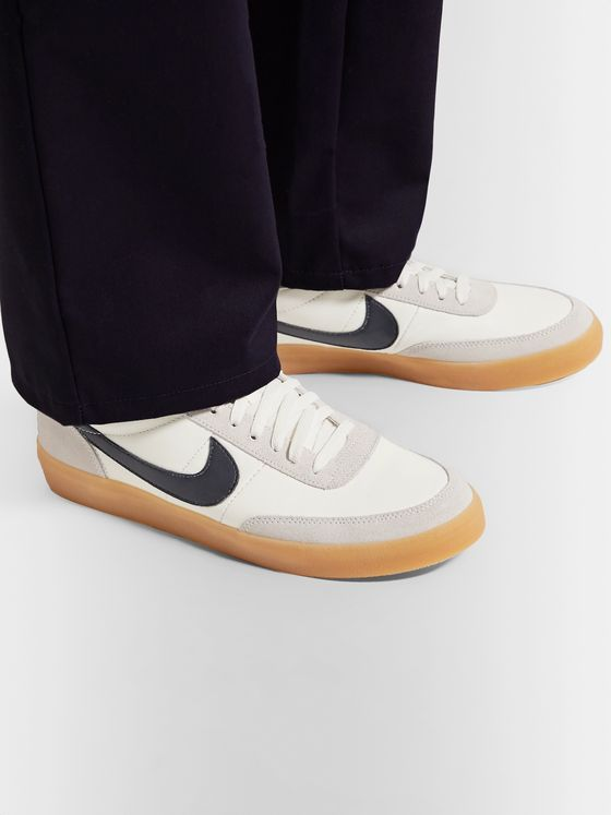 Nike Killshot 2 Leather and Suede Sneakers