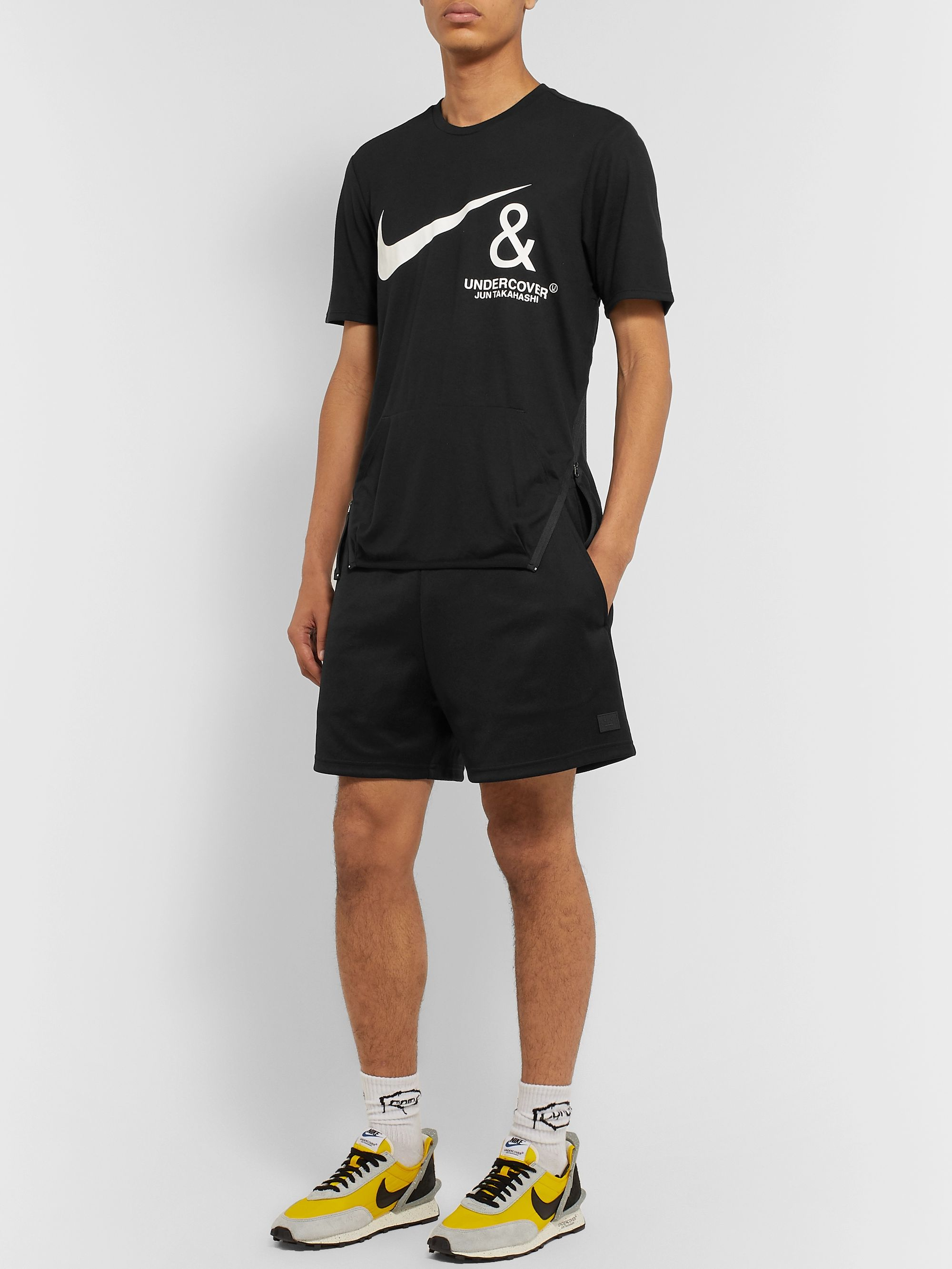 nike shorts & shirt