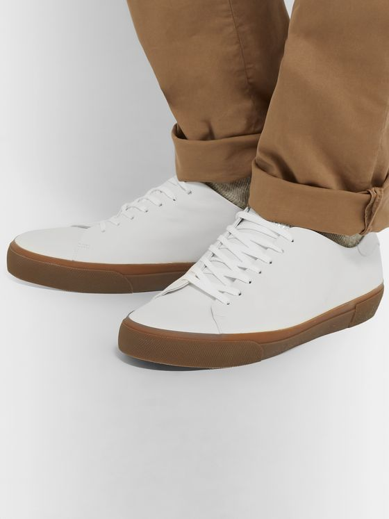 Brunello Cucinelli Leather Sneakers