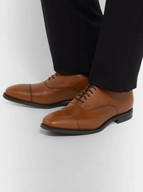 Church's Pamington Leather Oxford Shoes