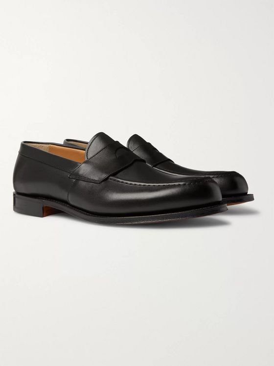 Church's Dawley Leather Penny Loafers
