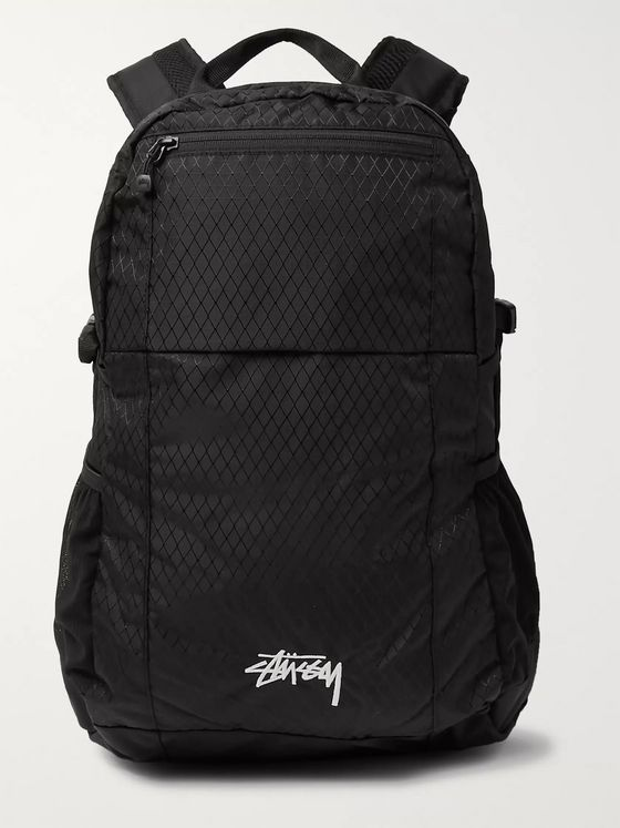 Stüssy Nylon-Ripstop Backpack