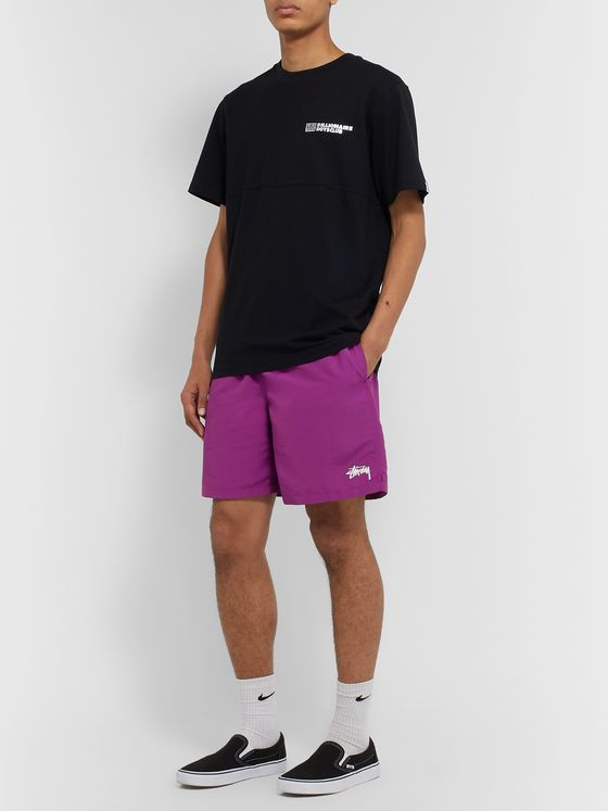 Stüssy Shell Shorts