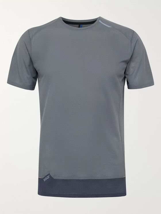 Soar Running Tech-T Mesh T-Shirt