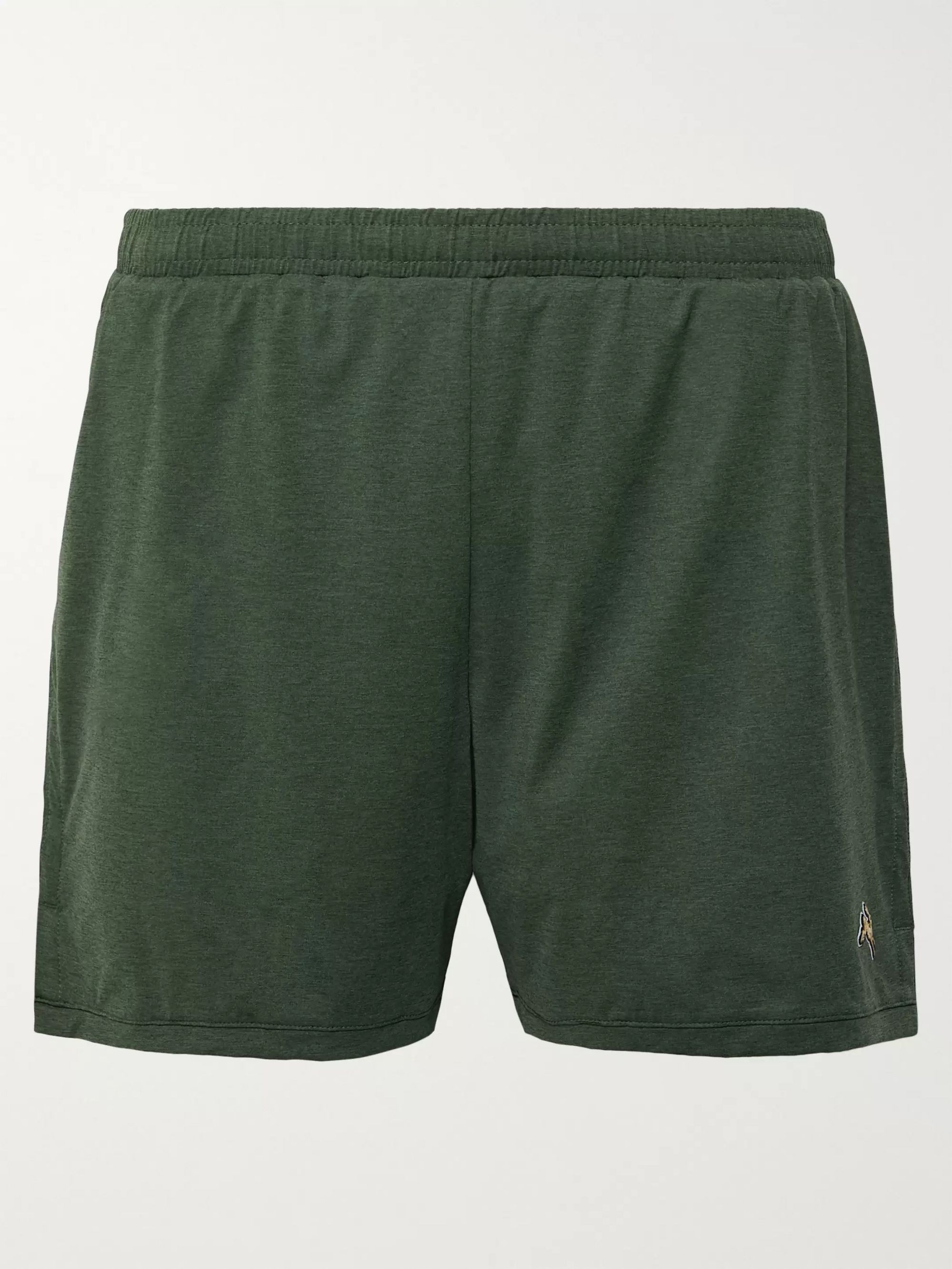 Tracksmith Session Stretch-Jersey Shorts