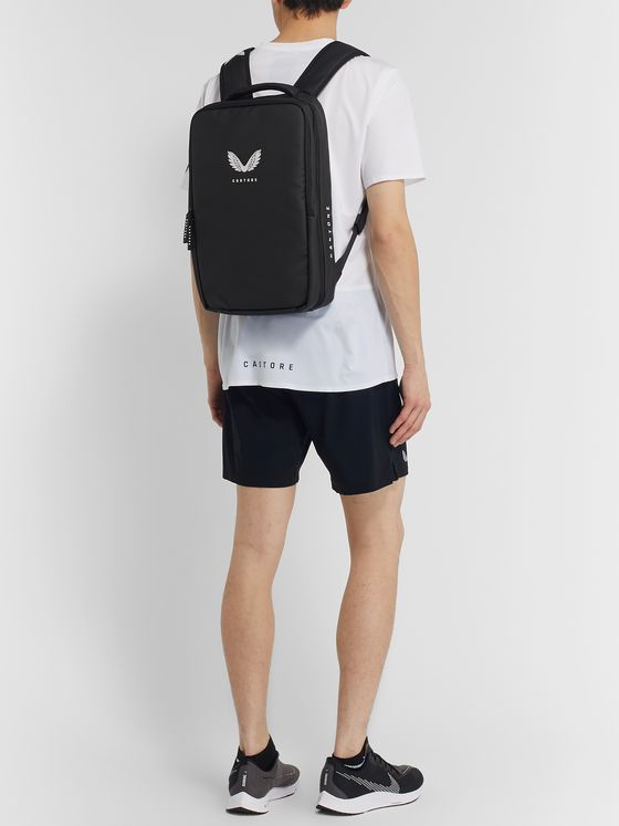 CASTORE Dayton Printed Shell Backpack