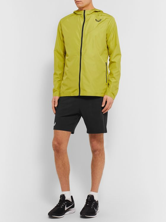 CASTORE Francis Shell Hooded Jacket