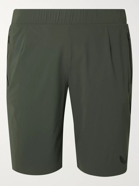 CASTORE Louis Slim-Fit Stretch-Shell Shorts