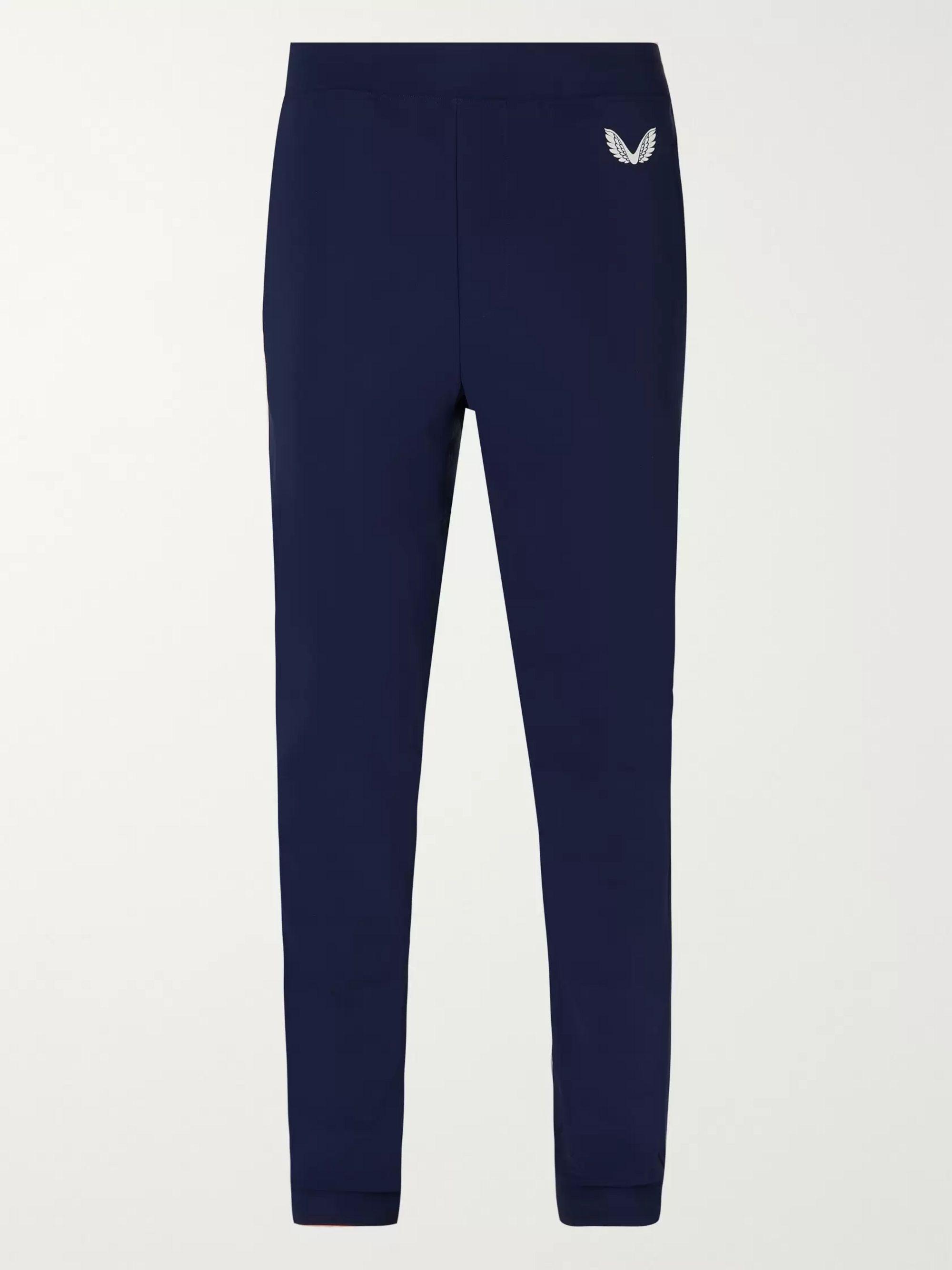 Navy Swinton Jersey Trousers | CASTORE | MR PORTER
