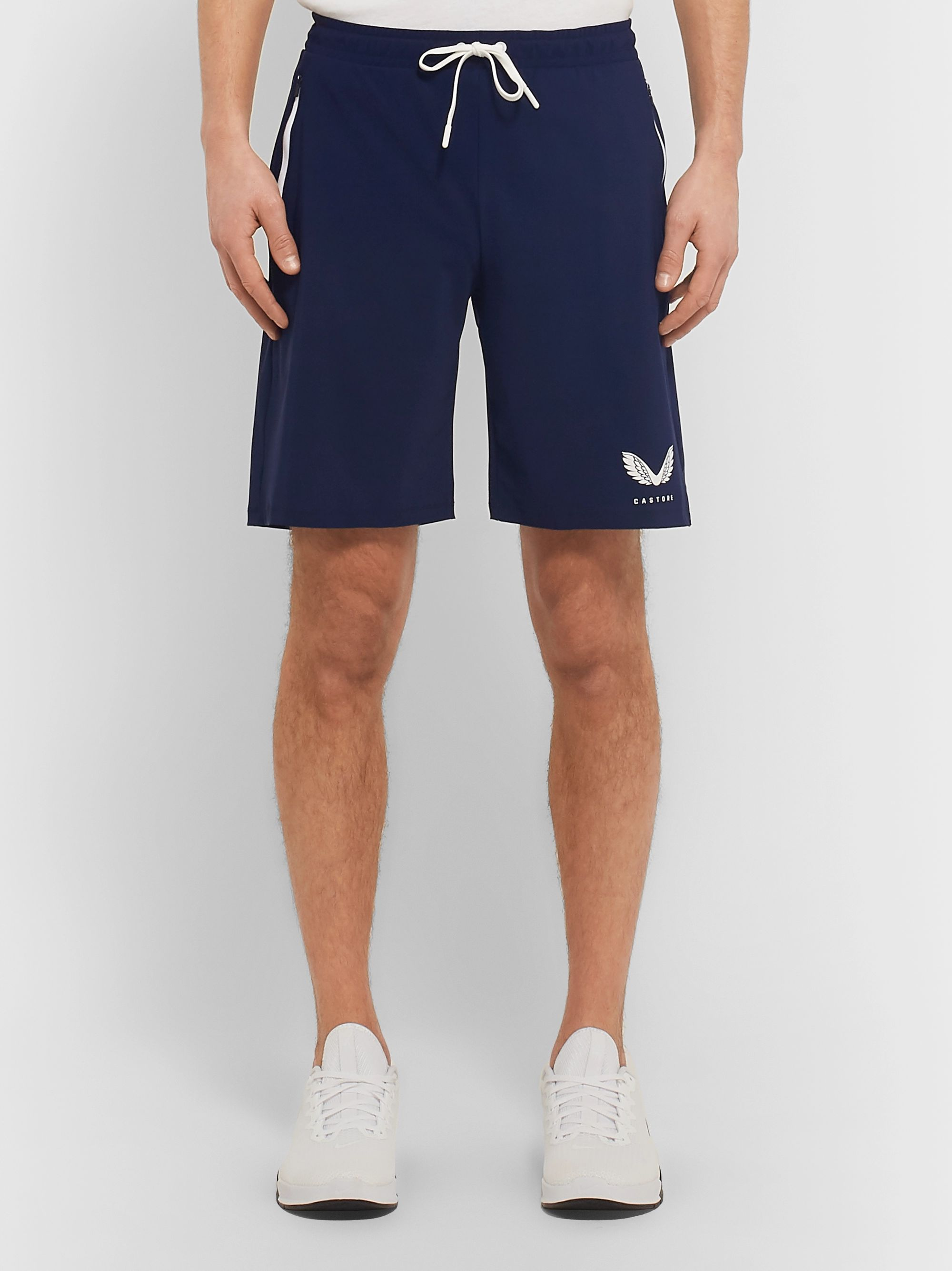 CASTORE Alves Slim-Fit Stretch-Jersey Shorts