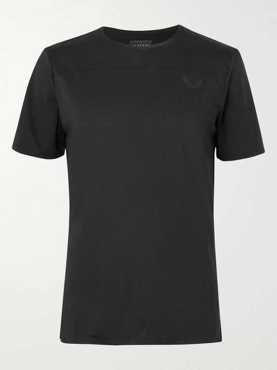 CASTORE Luka Stretch Tech-Jersey T-Shirt