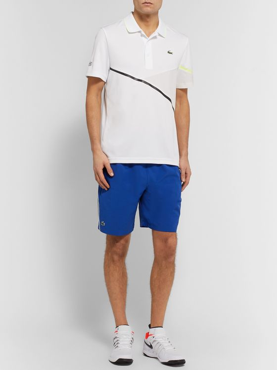 Lacoste Tennis + Novak Djokovic Shell Tennis Shorts