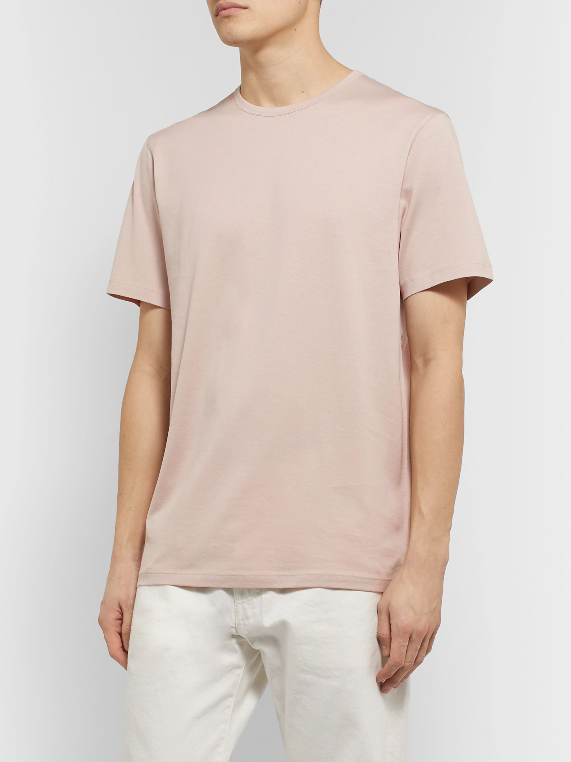 Theory Cotton-Jersey T-Shirt