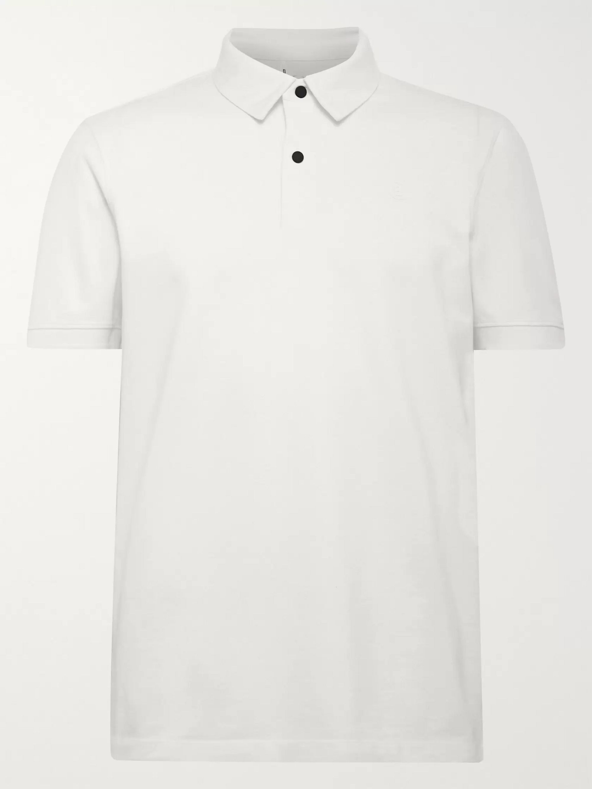 Bogner Timo Stretch Cotton-Blend Piqué Golf Polo Shirt