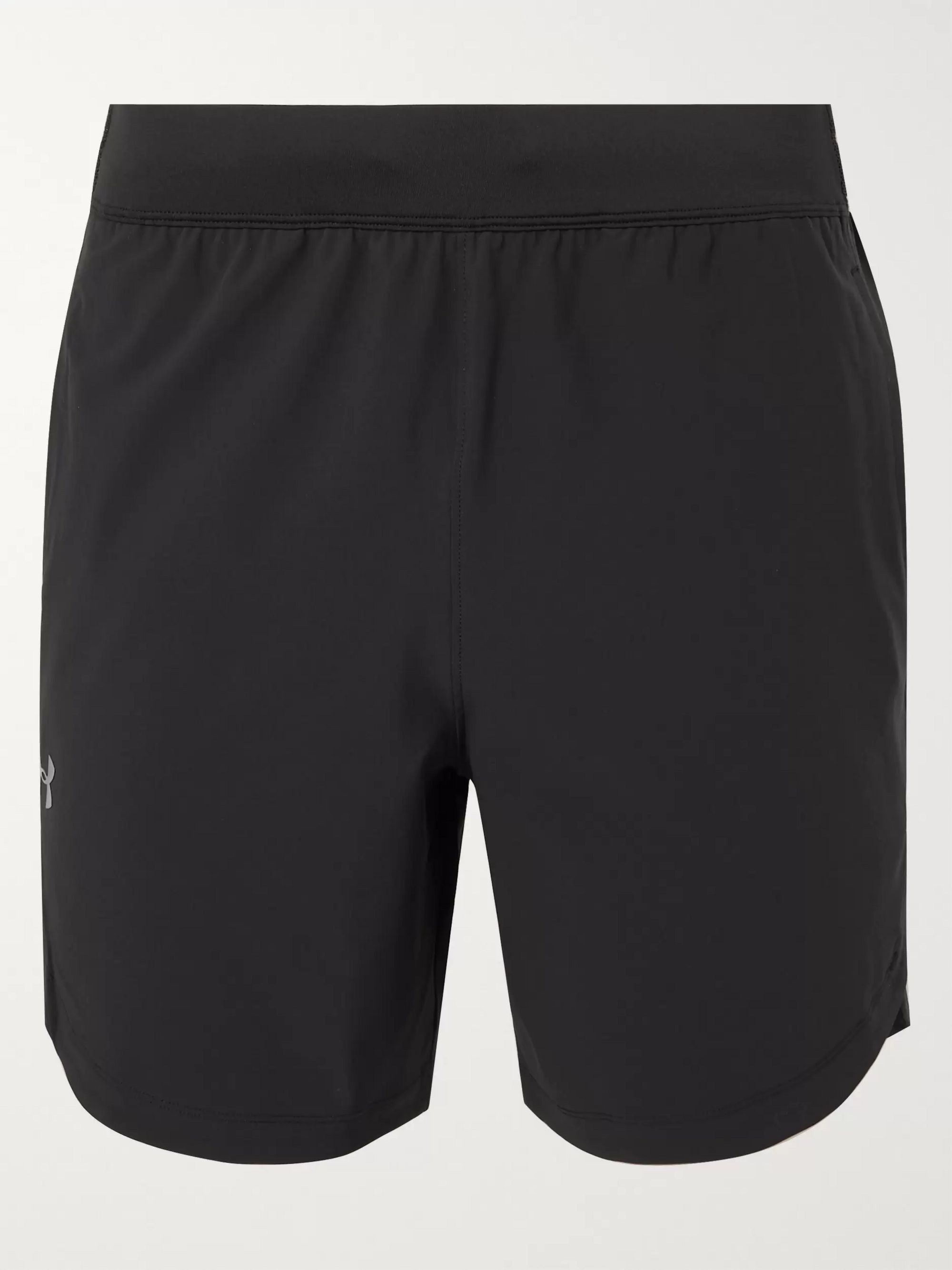 Under Armour UA Mesh-Panelled Shell Shorts