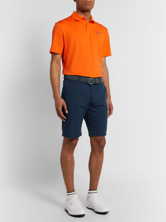 Under Armour Tech-Jersey Golf Shorts