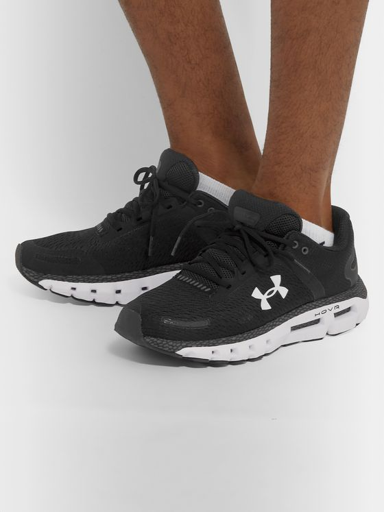 Under Armour HOVR Infinite 2 Mesh and Rubber Running Sneakers