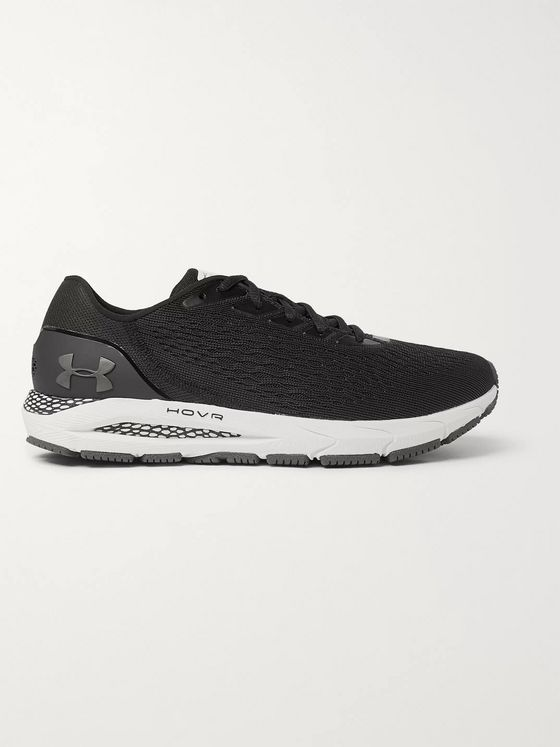 Under Armour UA HOVR Sonic 3 Microthread and Rubber Running Sneakers