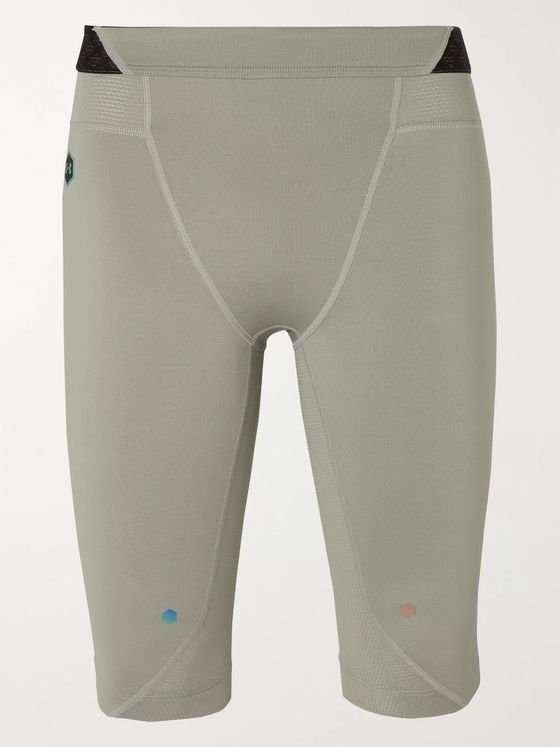 Under Armour UA Rush HeatGear Compression Shorts