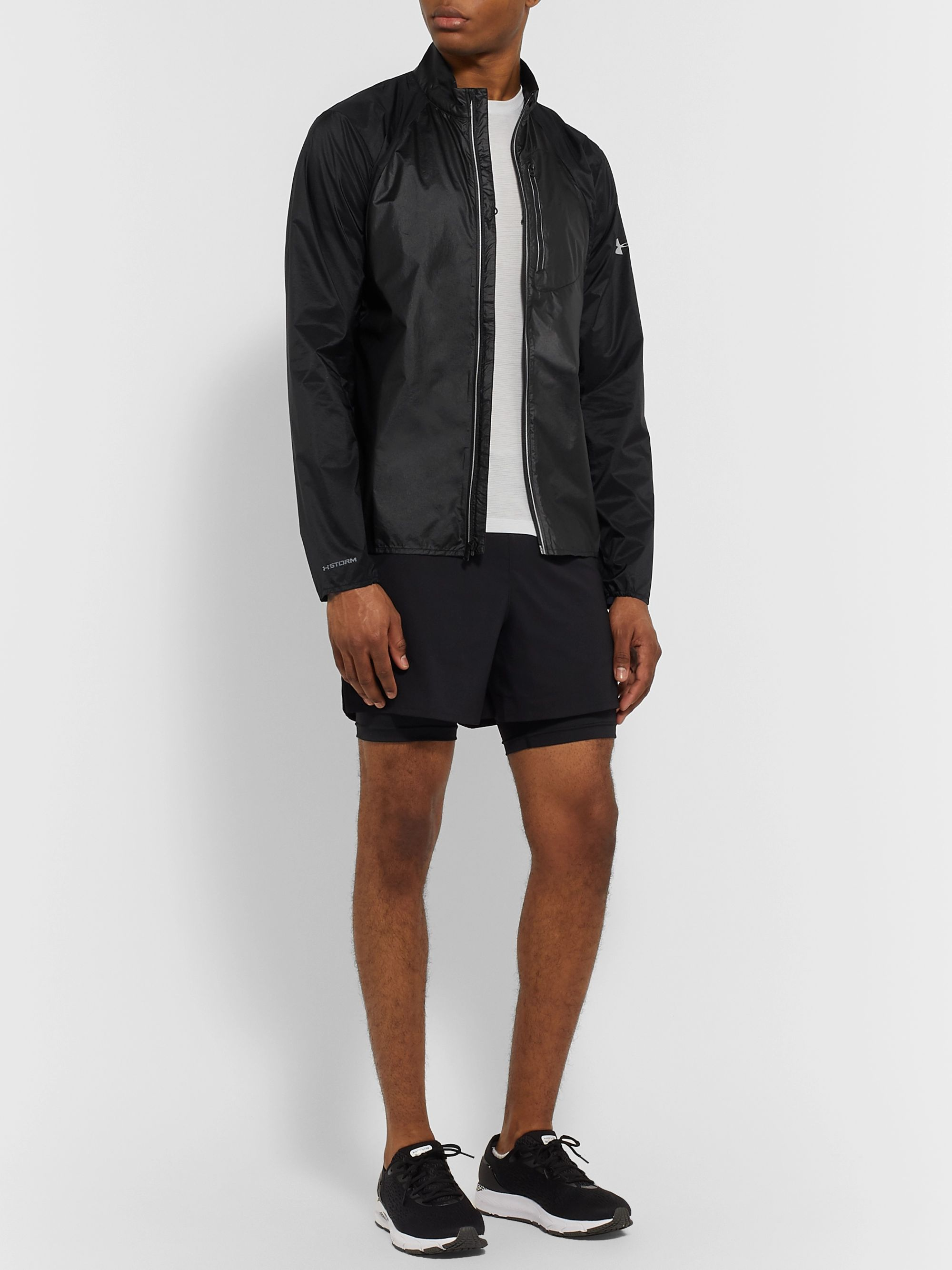 Under Armour UA Run Impasse Wind Shell Jacket