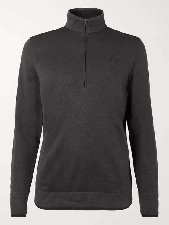 Under Armour UA Stretch-Knit Half-Zip Golf Sweater