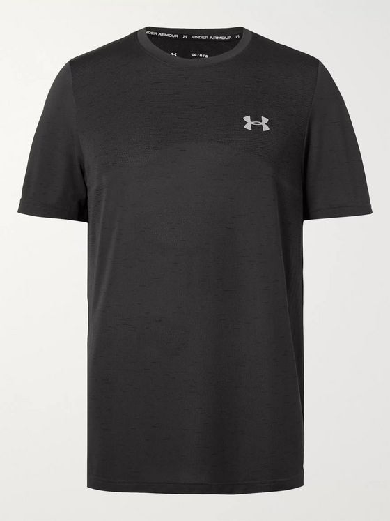 Under Armour Seamless Jersey T-Shirt