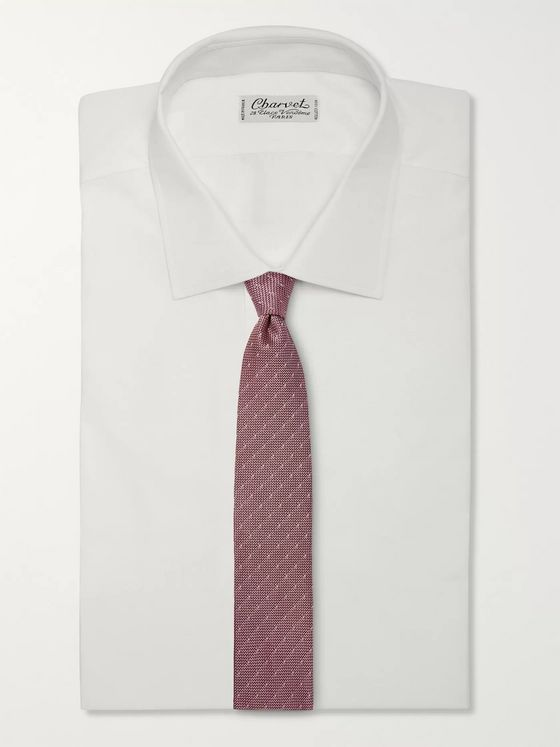Richard James 7.5cm Silk-Jacquard Tie
