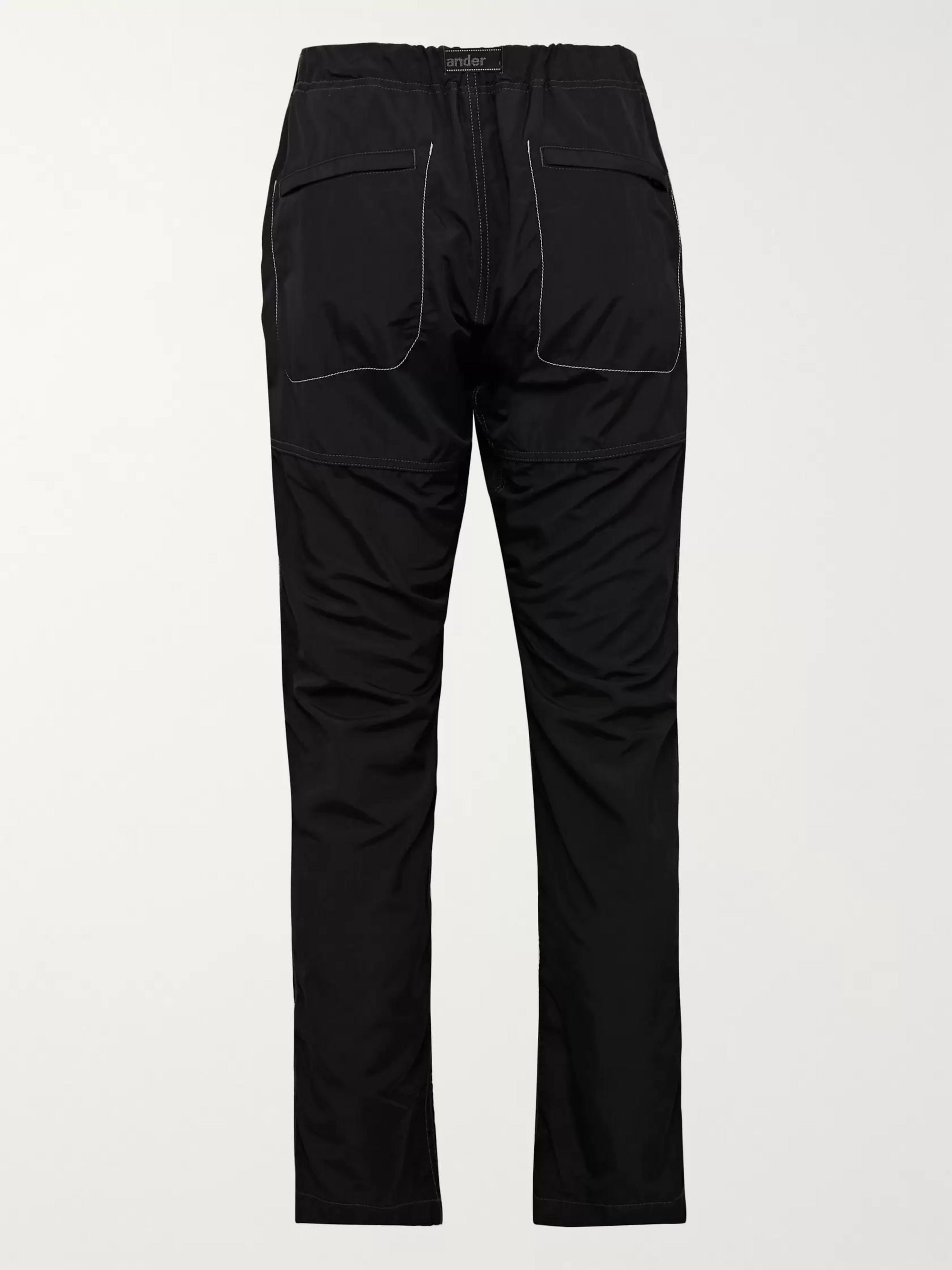 And Wander Shell Climbing Trousers