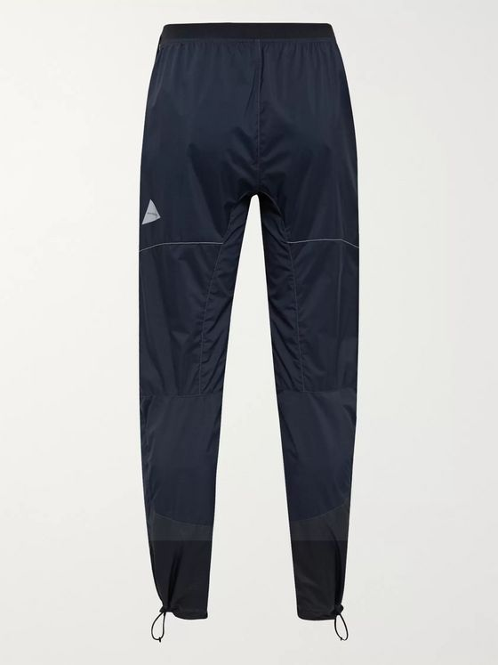 And Wander Nylon-Ripstop Trousers
