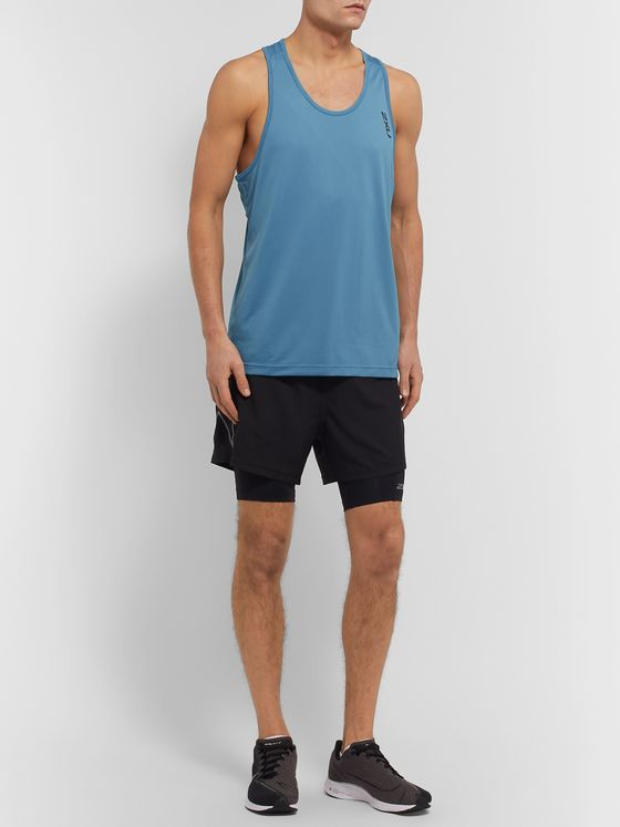 2XU GHST Stretch-Jersey Tank Top