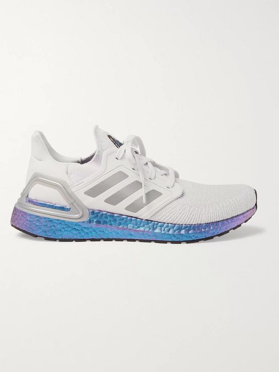 Adidas Sport + ISS National Lab UltraBOOST 20 Primeknit Running Sneakers