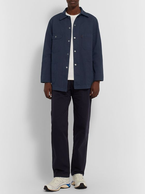 Gramicci Cotton-Twill Chore Jacket