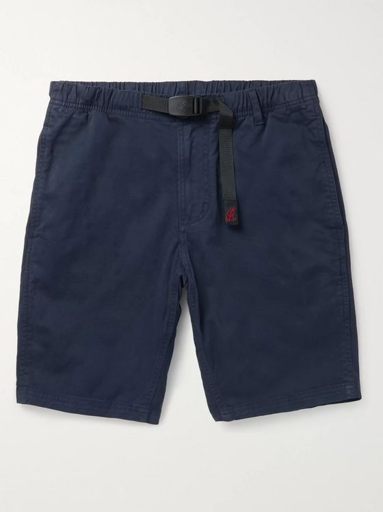 Gramicci NN Cotton-Blend Twill Shorts