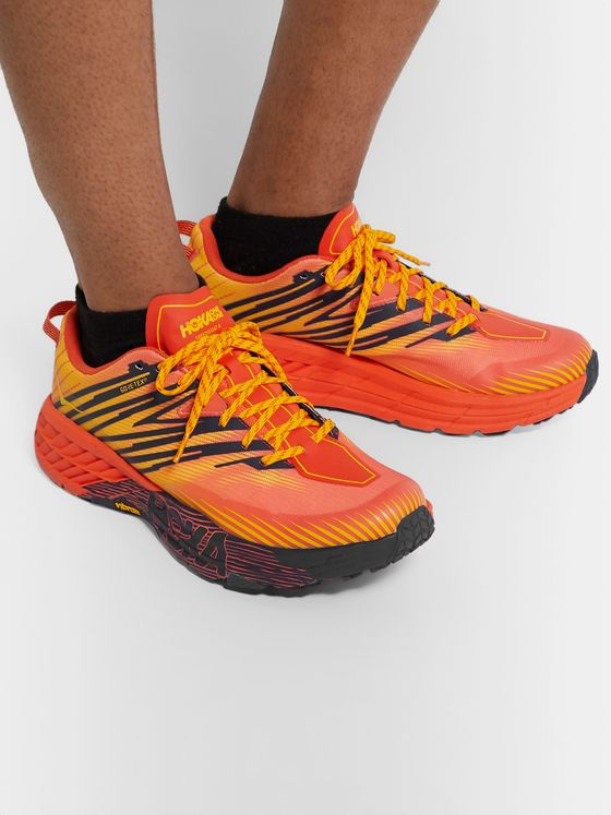 Hoka One One Speedgoat 4 GORE-TEX Running Sneakers