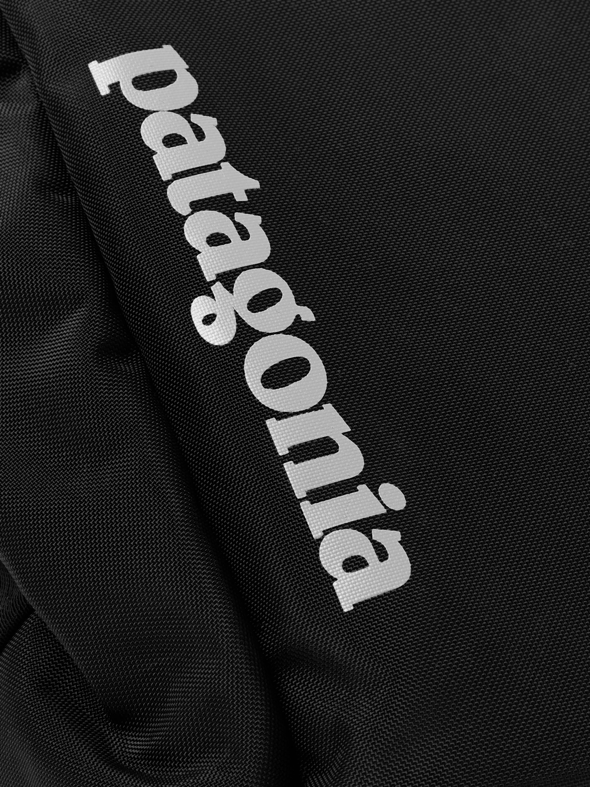 PATAGONIA Tamangito Logo-Print Nylon-Canvas Backpack