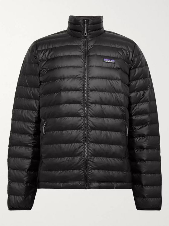 PATAGONIA Packable Quilted Ripstop Down Jacket