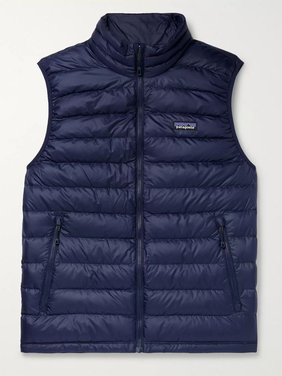 Patagonia Quilted Ripstop Down Gilet