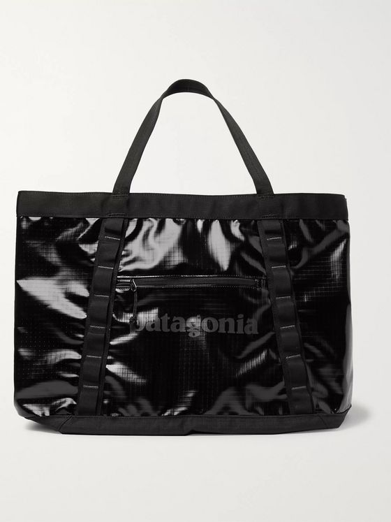 Patagonia Black Hole Gear Recycled Ripstop Tote Bag