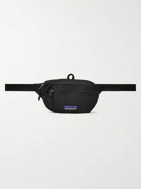 Patagonia Ultralight Black Hole Mini 1L Nylon-Ripstop Belt Bag