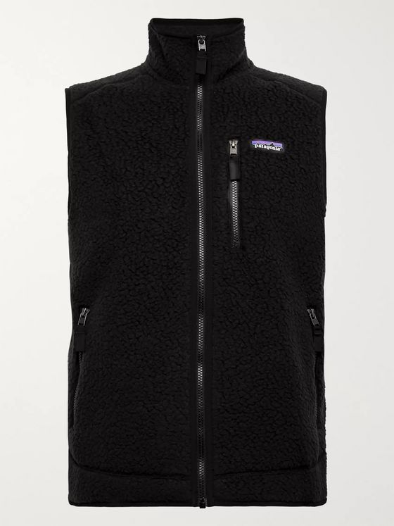 Patagonia Retro Pile Polartec Fleece Gilet