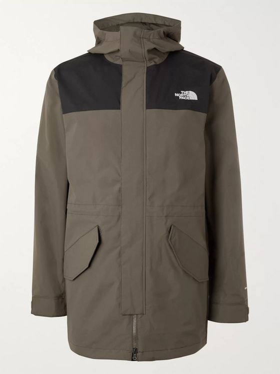 The North Face City Breeze DryVent Hooded Parka