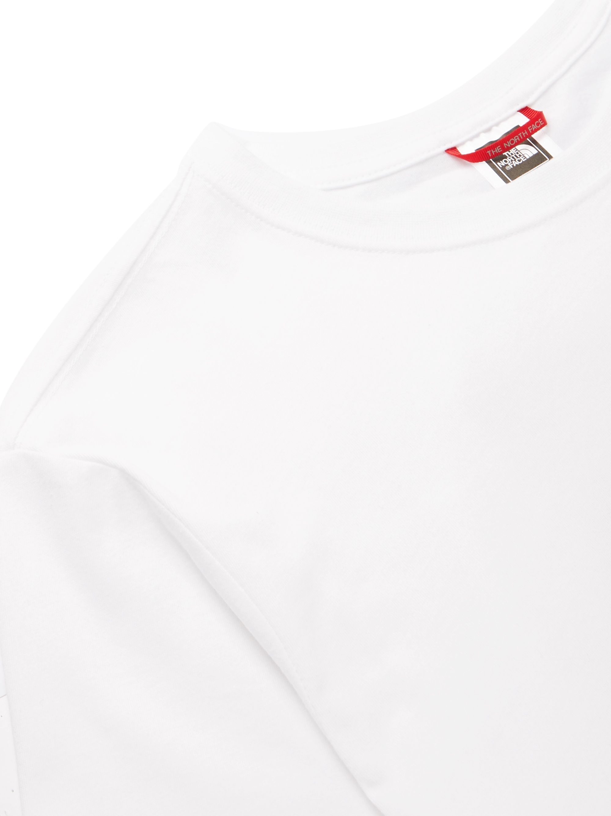 The North Face Mountain Logo-Print Cotton-Jersey T-Shirt