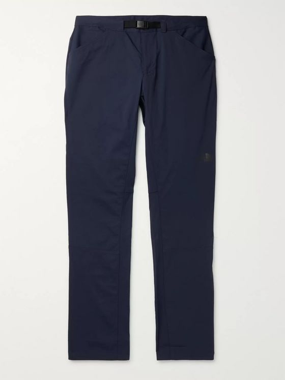 The North Face Mountain Lifestyle Belted Stretch-Shell Trousers