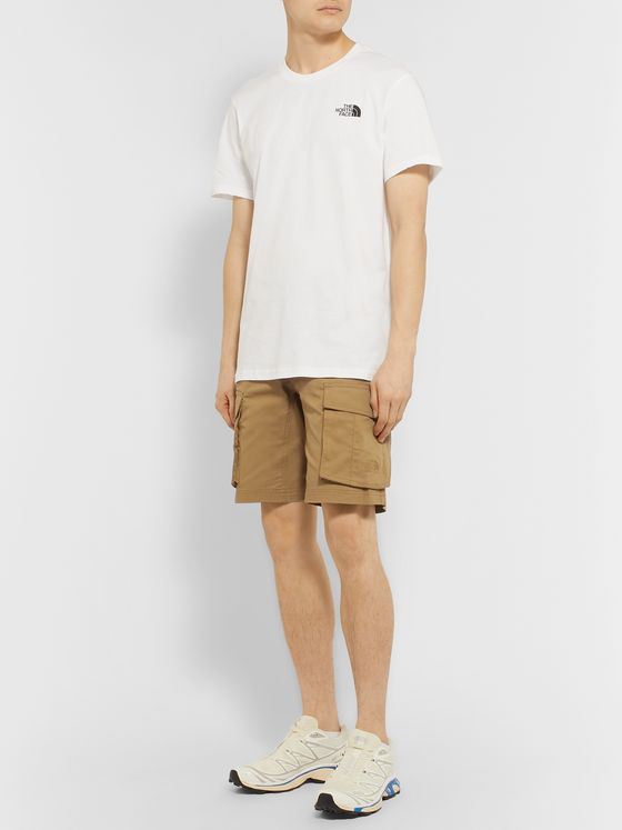 The North Face Anticline Cotton-Blend Twill Cargo Shorts