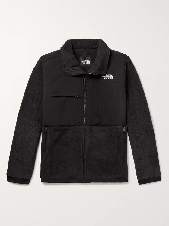 The North Face Denali 2 Panelled Fleece and Nylon Jacket