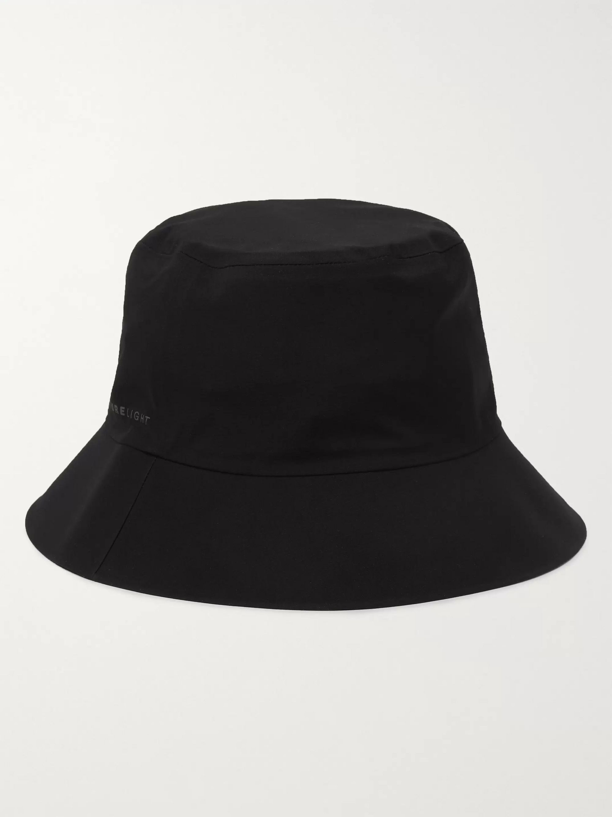 The North Face FUTURELIGHT Logo-Print Shell Bucket Hat