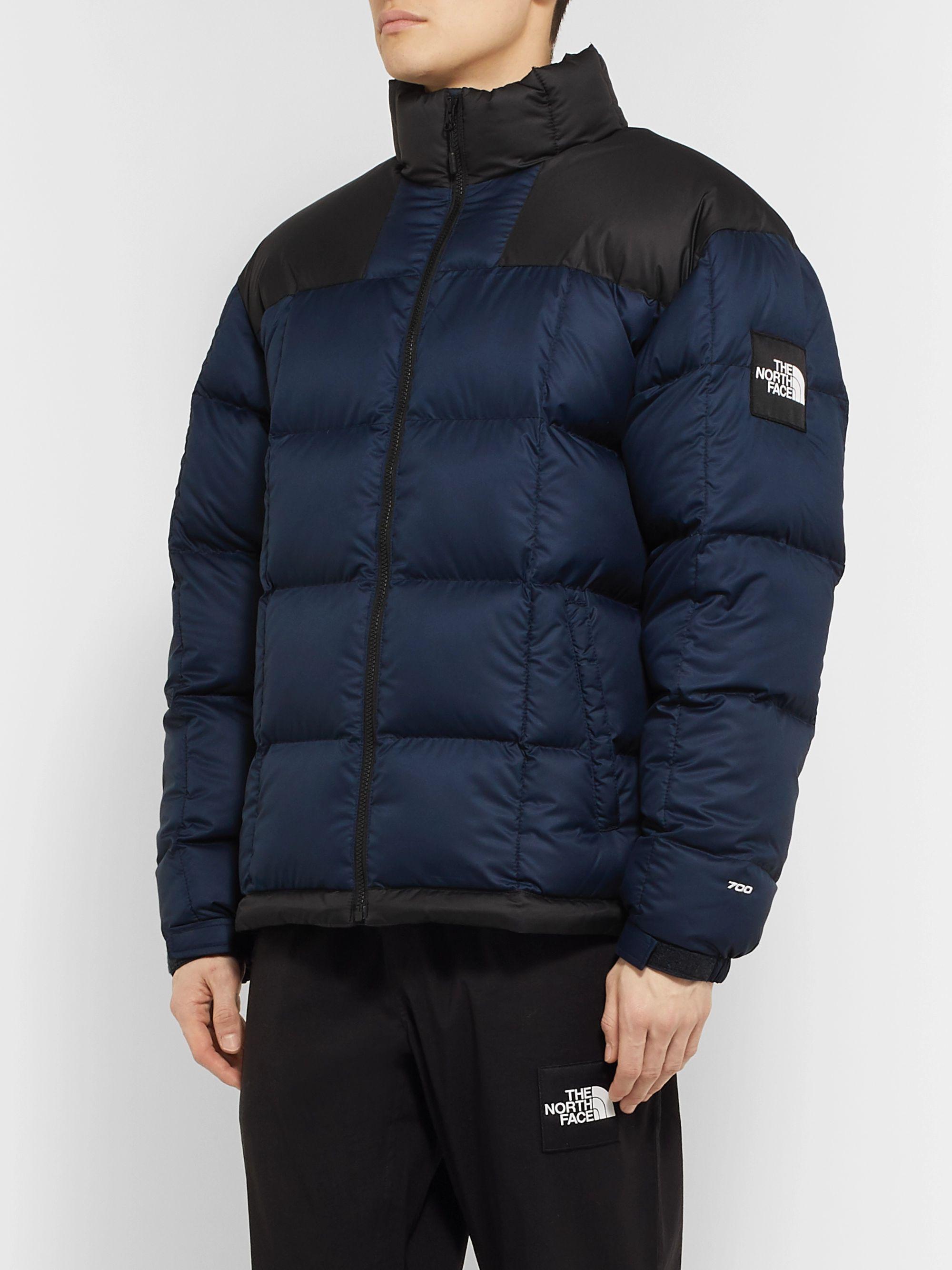 The North Face Lhotse Down Jacket Black