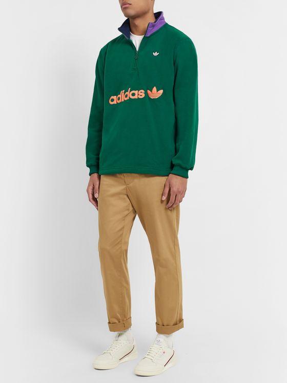 Zip Throughs | adidas Originals | MR PORTER