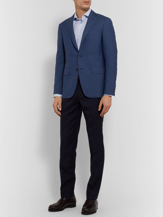 CANALI Wool Suit Jacket
